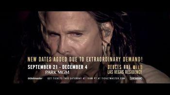 Aerosmith TV Spot, 'Deuces Are Wild: Las Vegas Residency' - Thumbnail 6