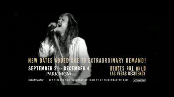 Aerosmith TV Spot, 'Deuces Are Wild: Las Vegas Residency' - Thumbnail 7