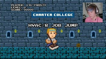 Charter College TV Spot, 'Ready to Make the HVAC Job Jump?'
