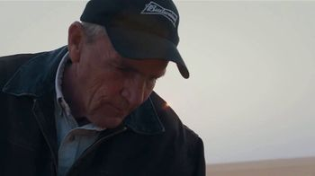 Budweiser TV Spot, 'Proudly Brewed With 100 Percent American Grown Barley'