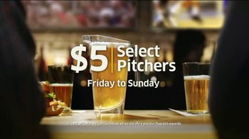 Buffalo Wild Wings $5 Select Pitcher TV Spot, 'Remember Basketball?' - Thumbnail 10