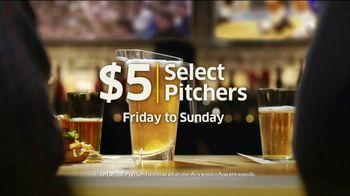 Buffalo Wild Wings $5 Select Pitcher TV Spot, 'Remember Basketball?' - Thumbnail 9