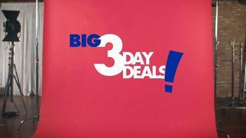 Big Lots Presidents Day 3-Day Deals TV Spot, 'Serta Stay' - Thumbnail 3