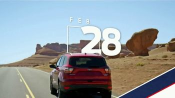 Ford Presidents Day Sales Event TV Spot, 'Time to Save' [T2] - Thumbnail 10