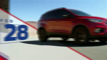 Ford Presidents Day Sales Event TV Spot, 'Time to Save' [T2] - Thumbnail 3