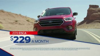 Ford Presidents Day Sales Event TV Spot, 'Time to Save' [T2] - Thumbnail 4