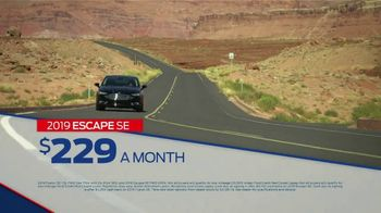 Ford Presidents Day Sales Event TV Spot, 'Time to Save' [T2] - Thumbnail 5