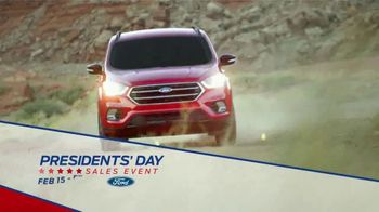 Ford Presidents Day Sales Event TV Spot, 'Time to Save' [T2] - Thumbnail 6