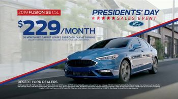 Ford Presidents Day Sales Event TV Spot, 'Time to Save' [T2] - Thumbnail 8
