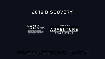 Land Rover Own the Adventure Sales Event TV Spot, 'Storage Compartments: Chocolate' [T2] - Thumbnail 8