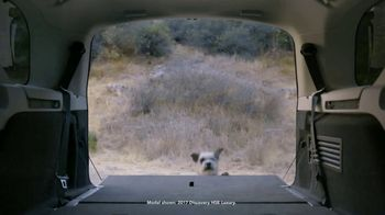 Land Rover Own the Adventure Sales Event TV Spot, 'Electronic Air Suspension: Dog' [T2] - Thumbnail 2