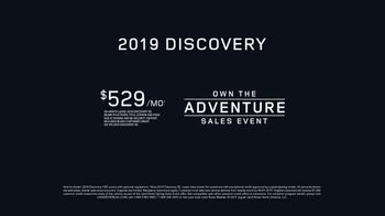 Land Rover Own the Adventure Sales Event TV Spot, 'Electronic Air Suspension: Dog' [T2] - Thumbnail 8