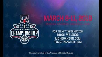 The American Athletic Conference TV Spot, '2019 Women's Basketball Championship' - Thumbnail 8