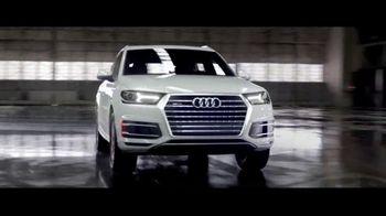 2019 Audi Q7 TV Spot, 'Confidence' [T2]