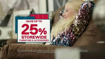 Ashley HomeStore Presidents Day Sale TV Spot, 'Final Days: Save Up to 60 Percent Off' Song by Midnight Riot - Thumbnail 3