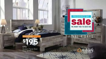 Ashley HomeStore Presidents Day Sale TV Spot, 'Final Days: Save Up to 60 Percent Off' Song by Midnight Riot - Thumbnail 8