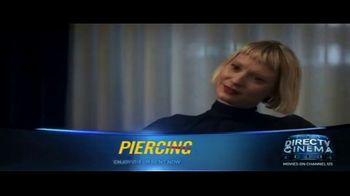 DIRECTV Cinema TV Spot, 'Piercing'
