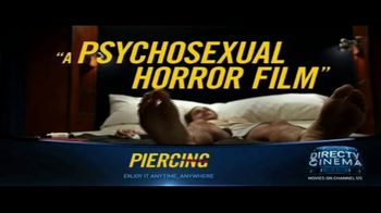 DIRECTV Cinema TV Spot, 'Piercing' - Thumbnail 3