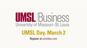 University of Missouri TV Spot, 'UMSL Day: Business' - Thumbnail 7