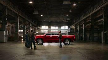 2019 Chevrolet Silverado TV Spot, 'Full of Surprises' [T2] - Thumbnail 1
