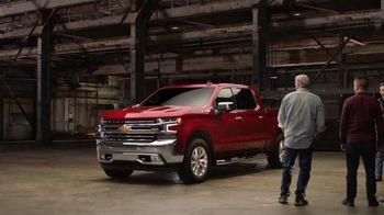2019 Chevrolet Silverado TV Spot, 'Full of Surprises' [T2] - Thumbnail 2