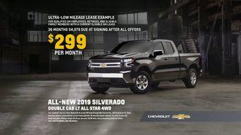 2019 Chevrolet Silverado TV Spot, 'Full of Surprises' [T2] - Thumbnail 8