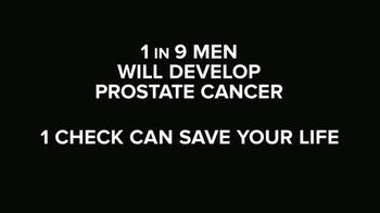 Prostate Cancer Foundation TV Spot, 'Check' Featuring Brian Boyle, Al Roker, Craig Melvin - Thumbnail 8