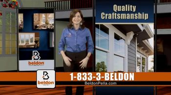 Beldon Windows Winter Savings Sale TV Spot, 'Drafty Windows' - Thumbnail 2