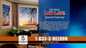 Beldon Windows Winter Savings Sale TV Spot, 'Drafty Windows' - Thumbnail 7