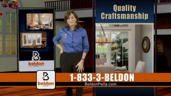 Beldon Windows Winter Savings Sale TV Spot, 'Seen Better Days: Pella'