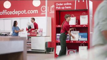 Office Depot Workonomy Business Services TV Spot, 'For the Team' - Thumbnail 1