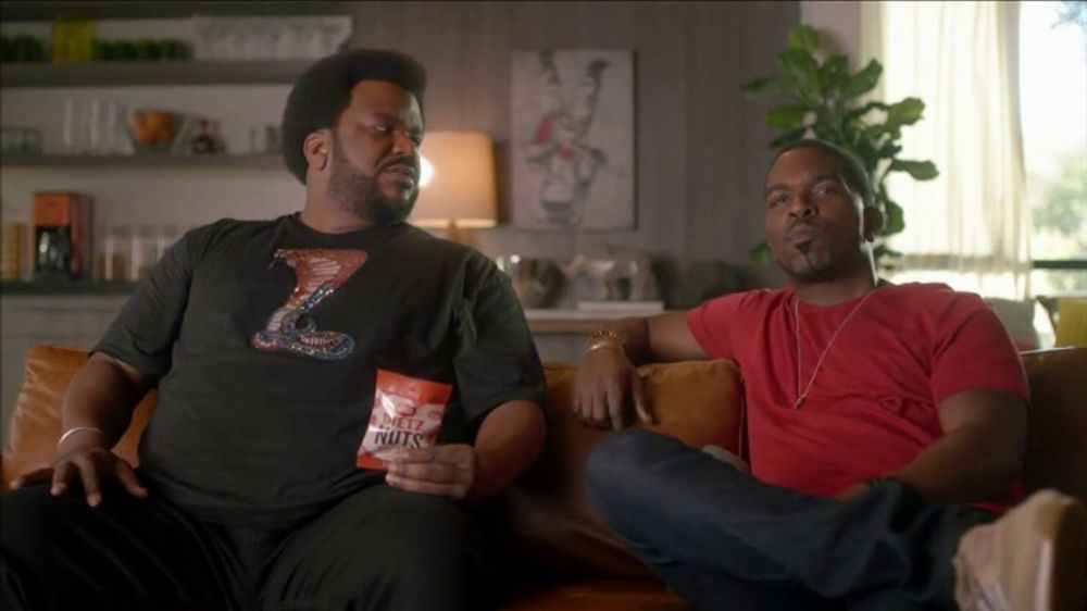 Dietz Nuts TV Commercial, U0027Meat Nutsu0027 Featuring Craig Robinson   ISpot.tv