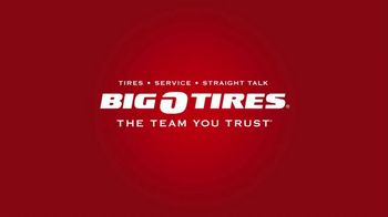 Big O Tires Buy 2 Tires Get 2 Tires Free Sale TV Spot, 'Once a Year' - Thumbnail 1