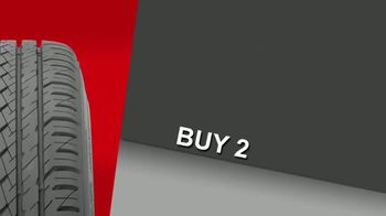 Big O Tires Buy 2 Tires Get 2 Tires Free Sale TV Spot, 'Once a Year' - Thumbnail 2