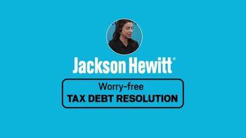 Jackson Hewitt TV Spot, 'Tax Debt'