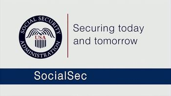 Social Security Administration TV Spot, 'Manage Benefits Online' - Thumbnail 7