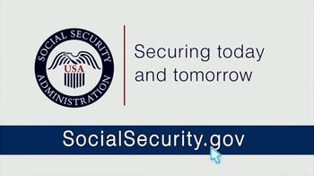 Social Security Administration TV Spot, 'Manage Benefits Online' - Thumbnail 8