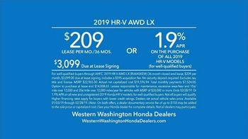 2019 Honda HR-V TV Spot, 'In-Charge: Upper Hand' [T2] - Thumbnail 8