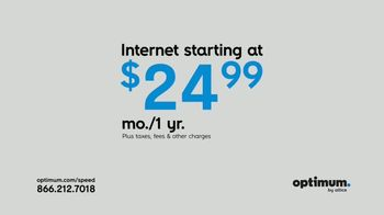 Optimum Presidents Day Sale TV Spot, 'George Wants to Stream' - Thumbnail 8
