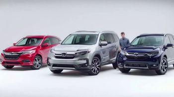 Honda Presidents Day Sales Event TV Spot, 'Weather' [T2] - Thumbnail 1