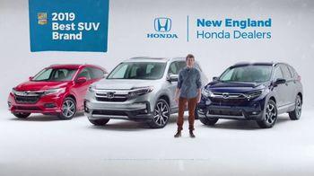 Honda Presidents Day Sales Event TV Spot, 'Weather' [T2] - Thumbnail 10