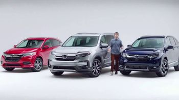 Honda Presidents Day Sales Event TV Spot, 'Weather' [T2] - Thumbnail 2
