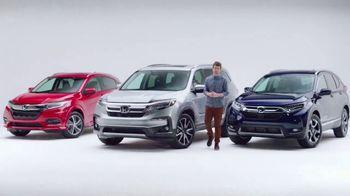 Honda Presidents Day Sales Event TV Spot, 'Weather' [T2] - Thumbnail 3