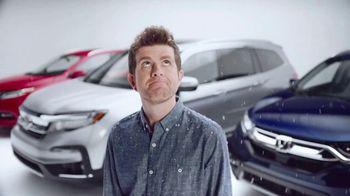 Honda Presidents Day Sales Event TV Spot, 'Weather' [T2] - Thumbnail 5