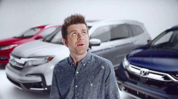 Honda Presidents Day Sales Event TV Spot, 'Weather' [T2] - Thumbnail 6