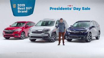 Honda Presidents Day Sales Event TV Spot, 'Weather' [T2] - Thumbnail 7