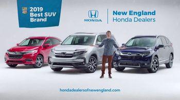 Honda Presidents Day Sales Event TV Spot, 'Weather' [T2] - Thumbnail 9