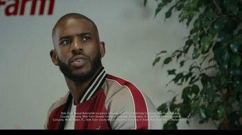 State Farm TV Spot, 'Triple Threat' Featuring Chris Paul, Oscar Nuñez - Thumbnail 4