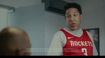 State Farm TV Spot, 'Triple Threat' Featuring Chris Paul, Oscar Nuñez - Thumbnail 5
