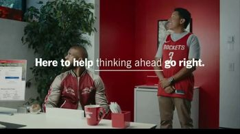 State Farm TV Spot, 'Triple Threat' Featuring Chris Paul, Oscar Nuñez